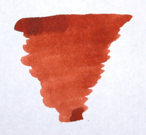 80ml Burnt Sienna Fountain Pen Ink