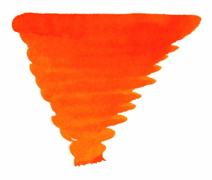 80ml Orange Fountain Pen Ink